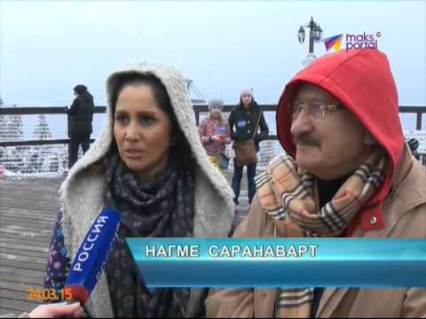 Гости из Тегерана на сочинской земле: иранские туристы путешествуют по городу