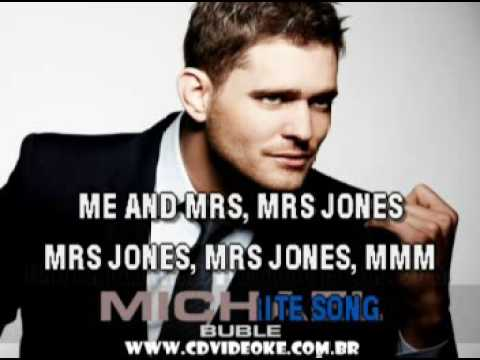 Michael Buble   Me And Mrs Jones