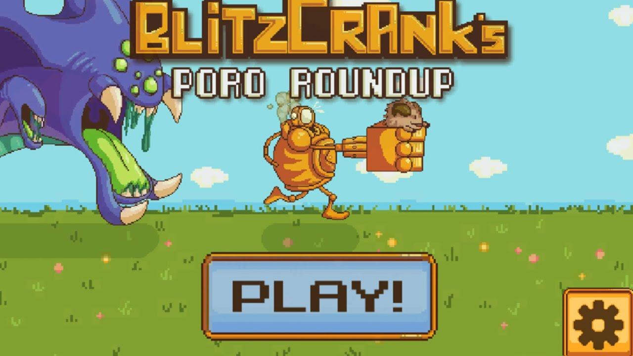 maxresdefault Blitzcrank's Poro Roundup
