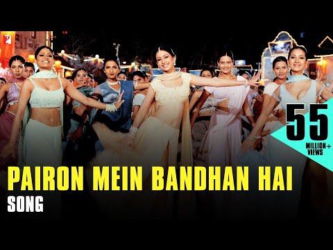 Pairon Mein Bandhan Hai Song | Mohabbatein | Uday | Jugal | Jimmy | Shamita | Kim | Preeti
