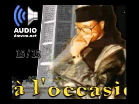 Journée Serigne Babacar Sy 15/15  - Fin