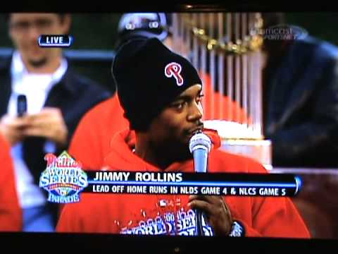 Jimmy rollins disses mets