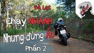 [EZRide] #21(Part 2): Kinh nghiệm vượt xe trên đèo ban đêm, lưu ý khi đi Sài Gòn - Đà Lạt   DooEZGo