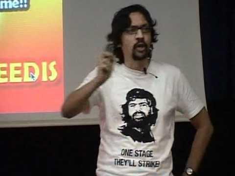 TEDxSSN - Krish Ashok - Disregard Work Acquire Hobbies