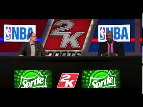 NBA LIVE 15 Visuals Trailer: A Giant Leap For EA Sports
