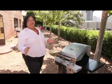 Cleshia Reviews Her Char-Broil TRU-Infrared Grill