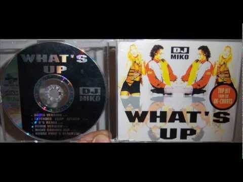 DJ Miko - What's up (1993 Extended clap attack)