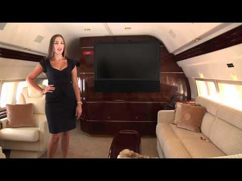 מטוס פרטי מעולם אחר