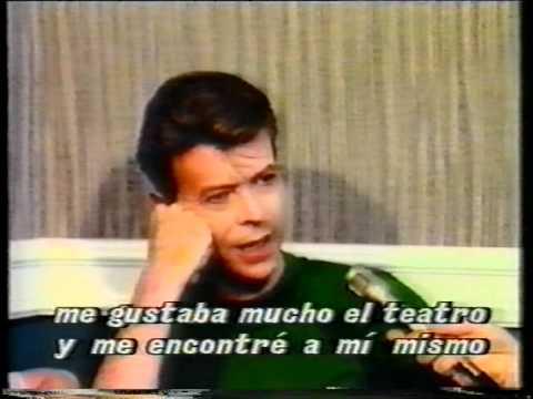 Antonio Gasalla entrevista a David Bowie