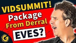 VIDSUMMIT 2018 & Mystery Package from Derral Eves?