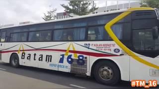 #mitsubishi Chasis Langka Mitsubishi RM 117L pakai AC Tengah    ex bus singapore