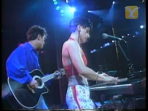 Los Prisioneros, Tren Al Sur, Festival De Viña 1991 video