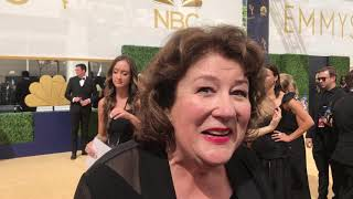 Margo Martindale ('The Americans') on the Emmys 2018 red carpet   GOLD DERBY