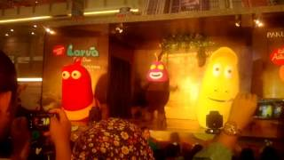 Larva Sing and Dance Live Show Part 6