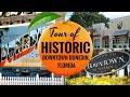 Tour of Historic Downtown Dunedin Florida