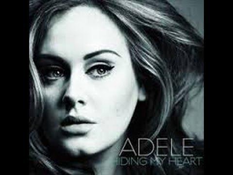 Adele, Hiding My Heart Lyrics ~ Cover by Brittney Morgan