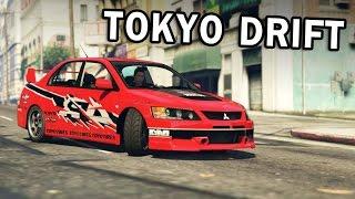 GTA V - Evo 9 from Tokyo Drift