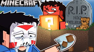 WE OPENED LUCKY BLOCKS & THIS HAPPENED ON MINECRAFT!!!! - (Delirious' Perspective) Ep. 7!