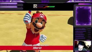 Mario Tennis Aces (Ep.1) - Albelz