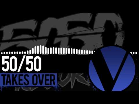 50/50 Records Takes Over - Dubstep / Electro Mix 2012