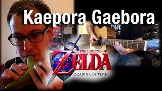 Kaepora Gaebora (Owl song) Ocarina Cover [Legend of Zelda Ocarina of Time]
