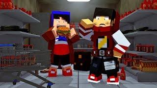 Minecraft: ENCONTRAMOS UM GORDINHO - ZUMBI #2 ‹ EduKof Games ›