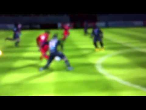 Fifa 13 Crazy Neymar Skill video