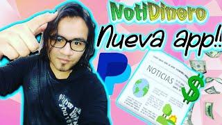 NotiDinero app para ganar a Paypal, Google Play, PS network, PS plus y más!