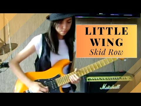 Little Wing (Skid Row Version) - Andressa Mouxi