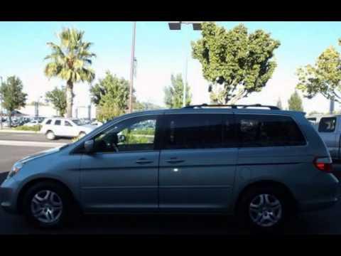 2005 Honda Odyssey EX-L w/DVD/Navi for sale in Sacramento, CA