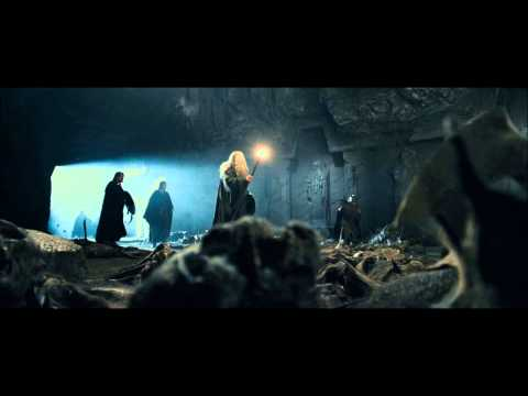 LOTR The Fellowship of the Ring - Extended Edition - Moria Part 2