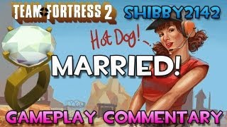 TF2 - WEDDING - How To & Getting Married in Team Fortress 2 - Something & Someone Special
