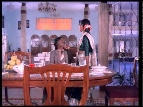 Nallavanukku Nallavan | Tamil Movie Comedy | Rajnikanth | Karthik | Radhika video