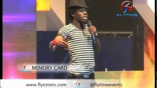 Rhythm Unplugged Comedy Concert 2011 featuring Memory Card