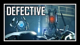 [♪] Portal - Defective [Radioactive Parody]