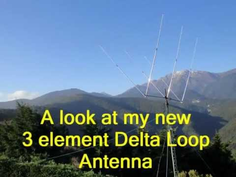 3 element Delta Loop.Antenna