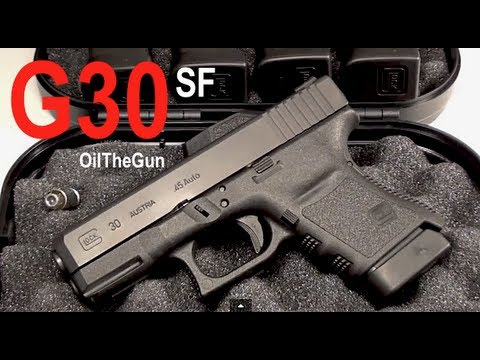 GLOCK 30SF - Review