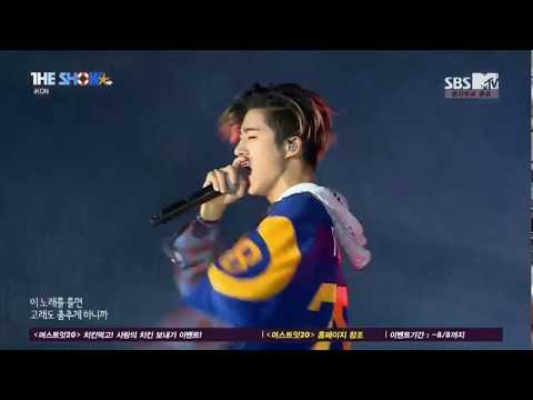 SBS MTV Mobile Live   IKON RHYTHM TA