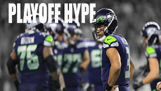 "Seattle Seahawks︱2018-2019 Playoff Hype︱""Making History"" ᴴᴰ"