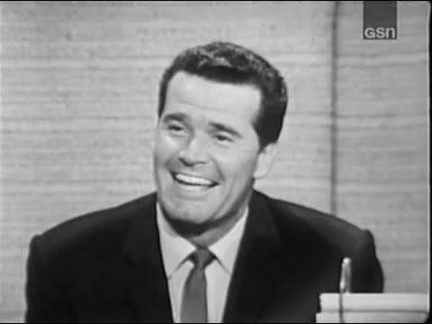 What's My Line? - James Garner; Tony Randall [panel] (Oct 25, 1964) [CORRECTED]