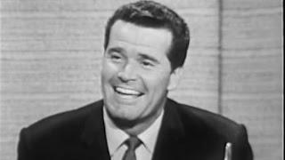 What's My Line? - James Garner; Tony Randall [panel] (Oct 25, 1964) [CORRECTED]