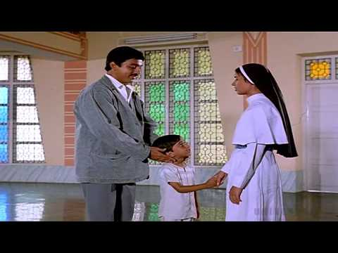 Swathi Muthyam Movie || Kamal Hassan Admit Kid In School Hilarious Comedy Scene video