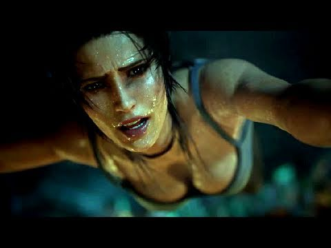 Tomb Raider (2013) - E3 2011: Exclusive Turning Point Debut Trailer (DE Subtitles) | FULL HD