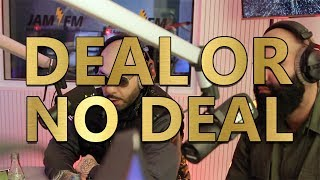 Azad und Animus REACT TO Krickz | DEAL OR NO DEAL 🔥