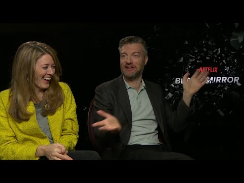 Charlie Brooker: 'maybe people are just monsters'
