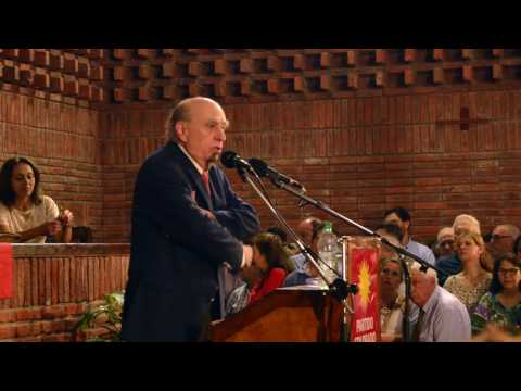 Dr. Julio María Sanguinetti - Homenaje a Jorge Batlle