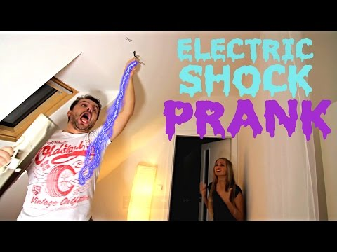 ELECTRIC SHOCK PRANK