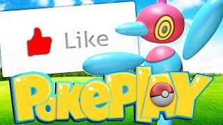 12,000 LIKES AND WE GET COOKIE PORYGON-Z - MINECRAFT PIXELMON POKEPLAY.io #5