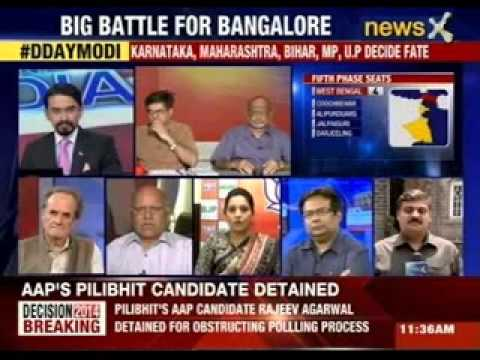 Lok Sabha election 2014: Battle in West Bengal