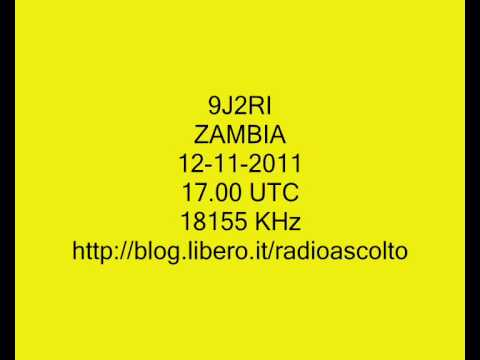 9J2RI DX OPERATIONS FROM ZAMBIA